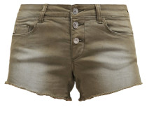 ONLCARRIE - Jeans Shorts - grape leaf