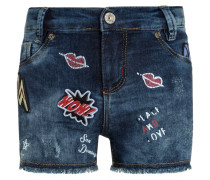 Jeans Shorts - multicolor