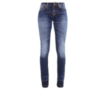 SKINNY LIN - Jeans Slim Fit - turn down