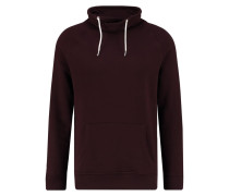Sweatshirt dark purple