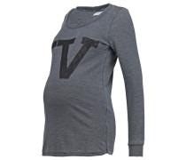 MLKATRINE Sweatshirt medium grey melange