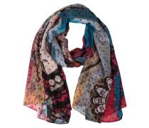Schal multicoloured