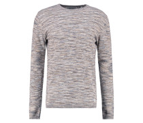 ONSABACAS - Strickpullover - lead gray