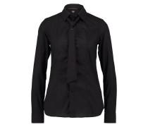 GStar MT CORE SLIM SHIRT L/S Hemdbluse black