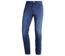 TYLER - Jeans Slim Fit - thrashed navy