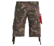 JET - Shorts - woodland camo