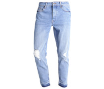Jeans Tapered Fit - mid blue