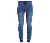 DONNA Jeans Slim Fit blue denim
