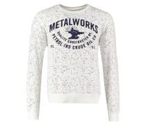 Sweatshirt antik white