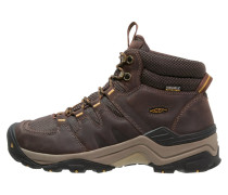 GYPSUM II WP Trekkingboot coffee bean/bronze mist