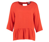 Bluse spice red