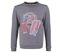 Sweatshirt mixed grey