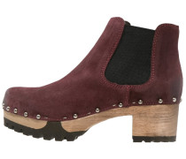 ISABELLE Ankle Boot marsala