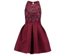 Cocktailkleid / festliches Kleid maroon