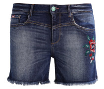 MONROE - Jeans Shorts - advanced medium blue