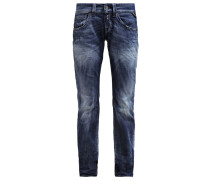 NEW SWENFANI Jeans Straight Leg washed blue