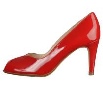 High Heel Peeptoe red