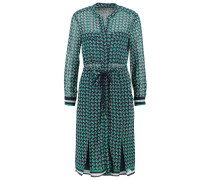 Blusenkleid green/multi
