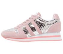 Sneaker low rose