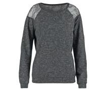 CEVIX Sweatshirt dark grey melanged