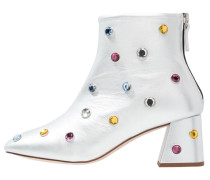 MISTLE TOE Ankle Boot silver