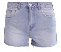 Jeans Shorts - middenim