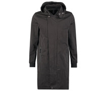 SHNLONDON Wollmantel / klassischer Mantel black