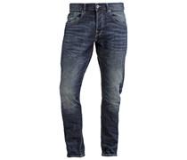 Jeans Slim Fit dark blue tinted