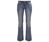 BELLA Jeans Straight Leg dark city