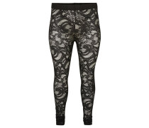 Leggings Hosen black