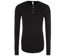 BABY THERMAL Langarmshirt black