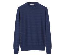 WAVE - Strickpullover - indigo blue