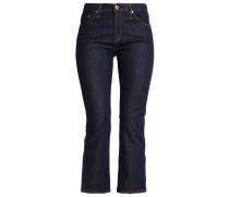 JODI Jeans Bootcut rinsed denim