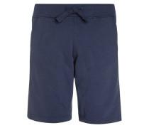 BERMUDA - Jogginghose - jeansblau