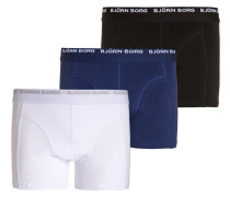 3 PACK Panties blue depths