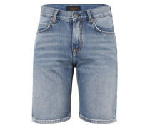JAKE JADED - Jeans Shorts - light blue