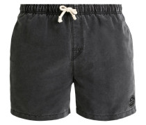 BONDI ROAD VOLLEY Badeshorts black