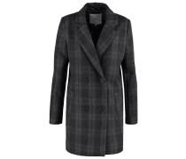 CORINTHA Wollmantel / klassischer Mantel dark grey