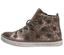 STARLET Sneaker high dark brown