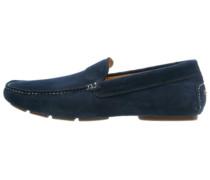AUSTIN Mokassin navy blue