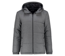 Winterjacke mottled grey
