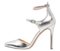GARDA High Heel Pumps metallic