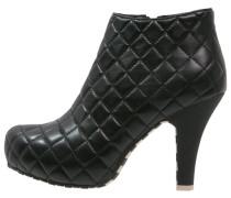 ANGIE High Heel Stiefelette black