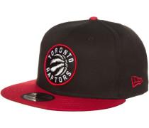 9FIFTY NBA TEAM TORONTO RAPTORS Cap black/red