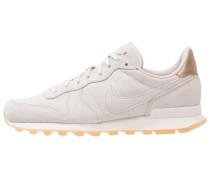 INTERNATIONALIST PREMIUM Sneaker low gamma grey/phantom/yellow/metallic golden tan