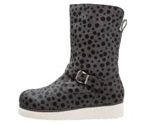 PEGGY Snowboot / Winterstiefel grey/black