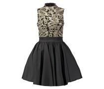 SAPPHIRE Cocktailkleid / festliches Kleid black/gold