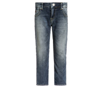 FLIPE Jeans Slim Fit dark lagoon wash