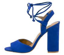 SERRINA High Heel Sandaletten blue
