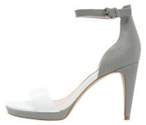 NATA High Heel Sandaletten summer white/mount fuji